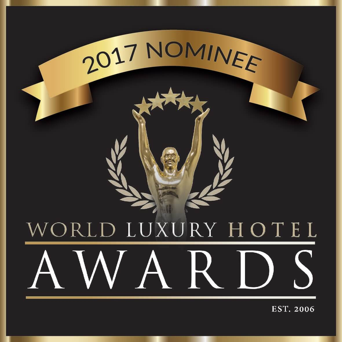 World luxury hotel awards buffalo thorn lodge for Luxury hotel awards