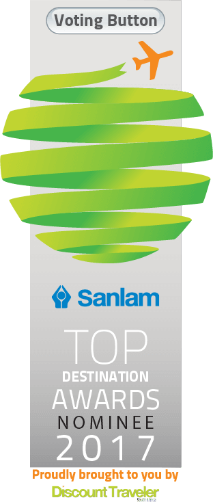 Sanlam Top Destination Awards 2017 Voting Button